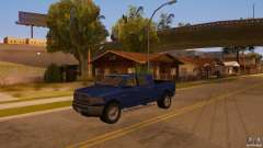 Dodge Ram 2500 HD 2012 для GTA San Andreas