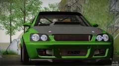 GTAIV Sultan RS FINAL для GTA San Andreas