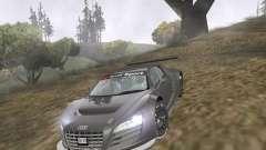 Audi R8 LMS v3.0 для GTA San Andreas