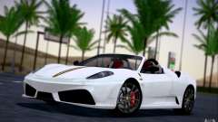 Ferrari F430 Scuderia Spider 16M для GTA San Andreas