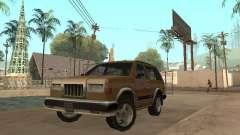 Новый Landstalker для GTA San Andreas