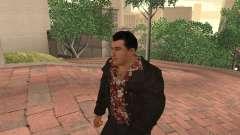 Скин Джо Барбаро из MAFIA II v1.1 для GTA San Andreas