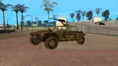FAV Buggy из Battlefield 2