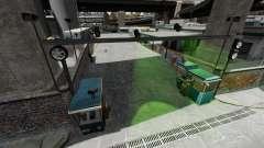 Трек в стиле Gymkhana для GTA 4