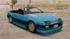 Uranus кабриолет для GTA 4