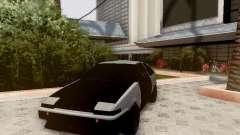 Toyota Sprinter Trueno AE86 GT-Apex Kouki для GTA San Andreas