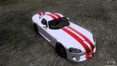Dodge Viper SRT-10 Coupe для GTA San Andreas
