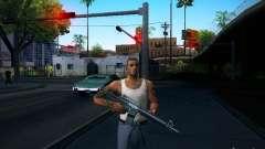 Смена персонажей для GTA San Andreas