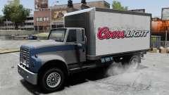 Новая реклама для грузовика Yankee
