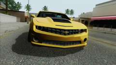 Chevrolet Camaro SS 2012 для GTA San Andreas
