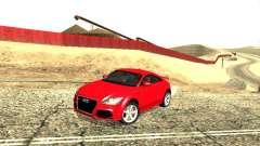 Audi TT-RS Coupe 2011 v.2.0 для GTA San Andreas