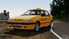 Renault 19 Такси