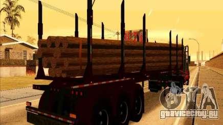 Прицеп к Western Star 4900 для GTA San Andreas