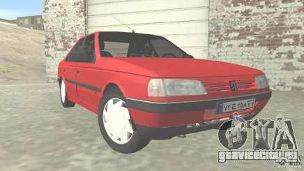Peugeot RD 1600i для GTA San Andreas