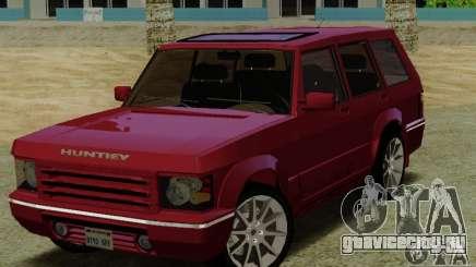Huntley Freelander для GTA San Andreas