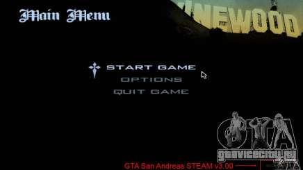 Патч для GTA San Andres Steam V3.00 для GTA San Andreas