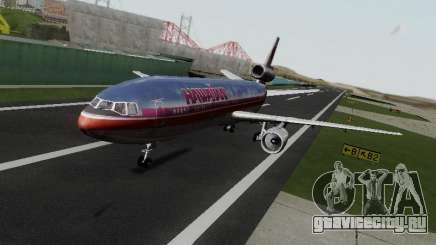 McDonell Douglas DC-10-30 Hawaiian для GTA San Andreas