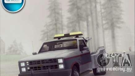 New Towtruck для GTA San Andreas