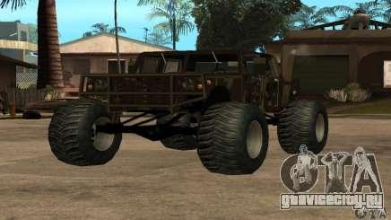 Monster Patriot для GTA San Andreas