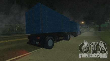 Прицеп ОдАЗ 9357 для GTA San Andreas