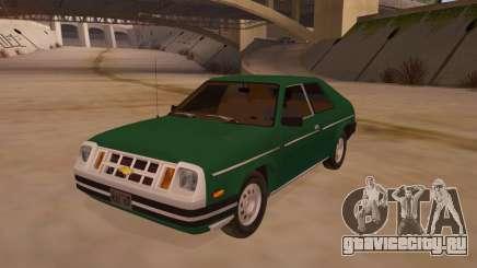 Chevrolet Chevette 1976 для GTA San Andreas