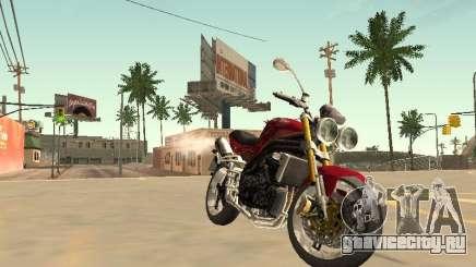 Bike Triumph для GTA San Andreas