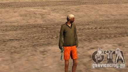 Skin id 212 для GTA San Andreas