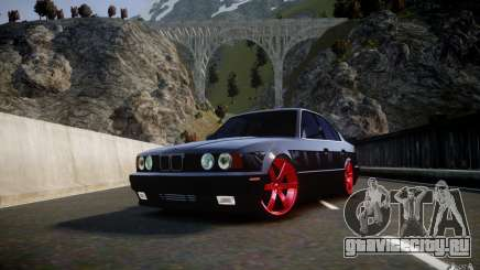 BMW 535i для GTA 4