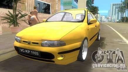 Fiat Bravo для GTA Vice City