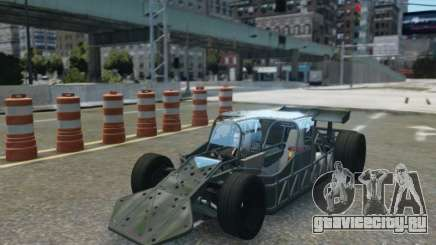 Villain The Fast and the Furious 6 для GTA 4