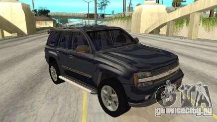 Chevrolet TrailBlazer 2003 для GTA San Andreas