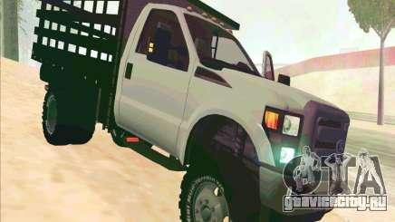 Ford F-450 для GTA San Andreas