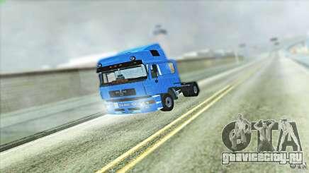 Man F2000 для GTA San Andreas