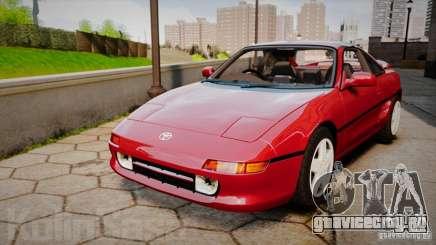 Toyota MR2 GT [EPM] для GTA 4