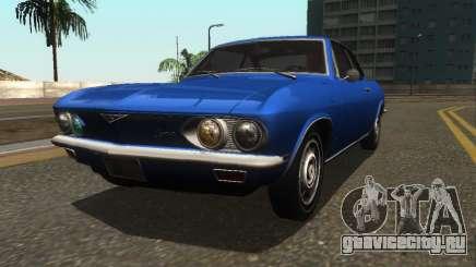 Chevrolet Corvair Monza 1969 для GTA San Andreas