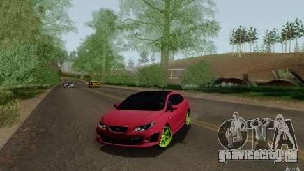 Seat Ibiza Cupra для GTA San Andreas