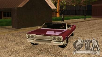 Savanna Detroit 1965 для GTA San Andreas
