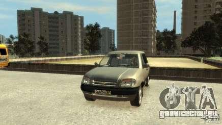 Chevrolet Niva для GTA 4