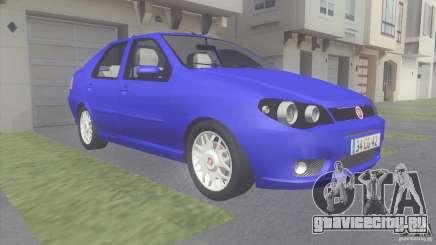 Fiat Albea Sole для GTA San Andreas