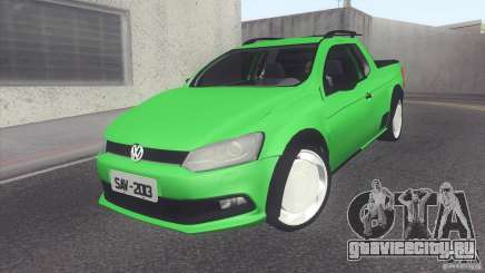 Volkswagen Saveiro 2013 для GTA San Andreas