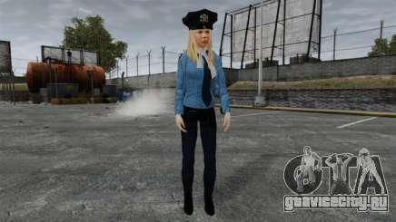 Новые девушки-полицейские v4.0 для GTA 4
