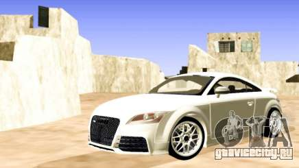 Audi TT RS белый для GTA San Andreas