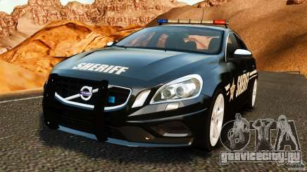 Volvo S60 Sheriff для GTA 4