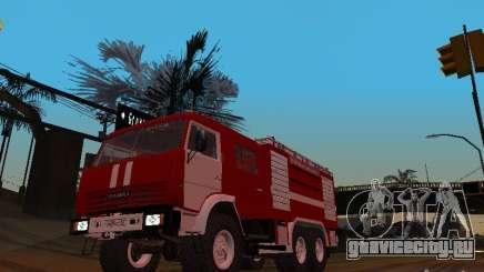 КамАЗ 43118 АЦ-7 для GTA San Andreas