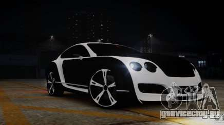 Bentley Continental GT Premier4509 для GTA 4