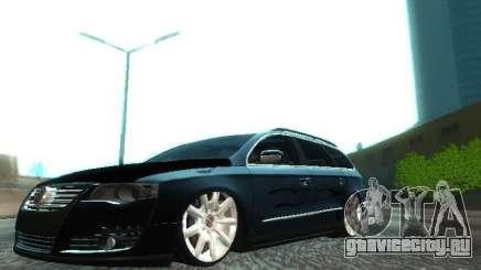 Volkswagen Passat B6 Variant Com Bentley 20 Fixa для GTA San Andreas