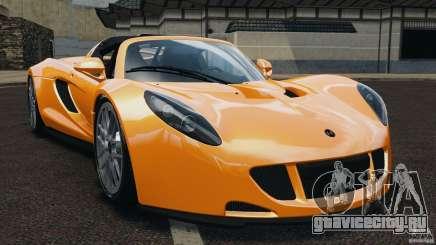 Hennessey Venom GT Spyder для GTA 4