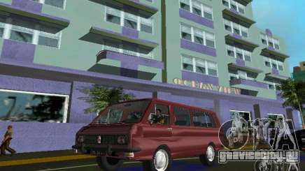 РАФ 2203 для GTA Vice City