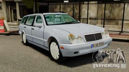 Mercedes-Benz W210 Wagon для GTA 4