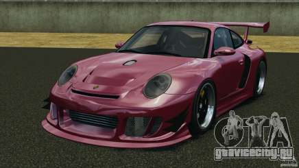 Porsche 997 GT2 Body Kit 2 для GTA 4